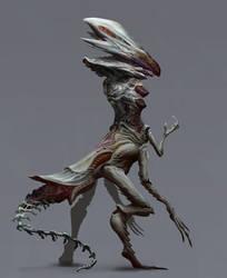 Xenomorph Queen Redesign