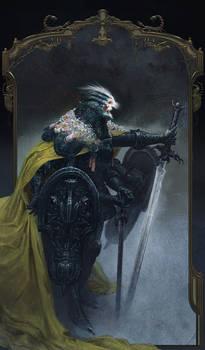 Arachnid Knight