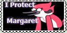 Protect Margaret Stamp by minimoose1231