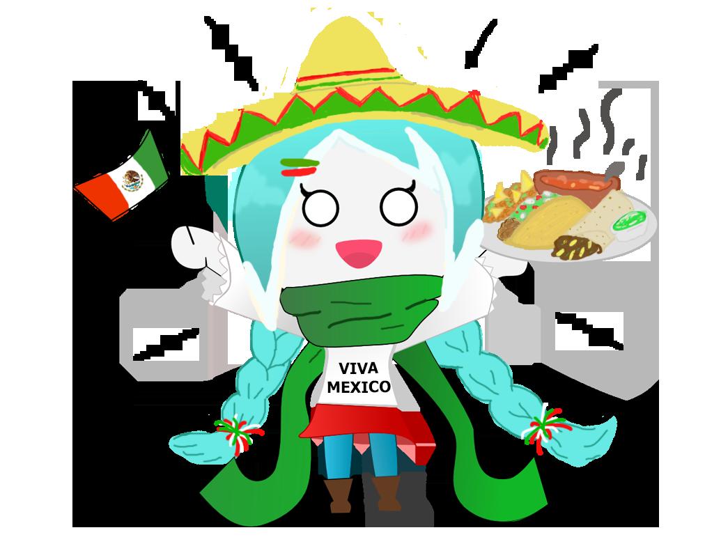 VIVA MEXICO CON MINIMOOSE! by minimoose1231