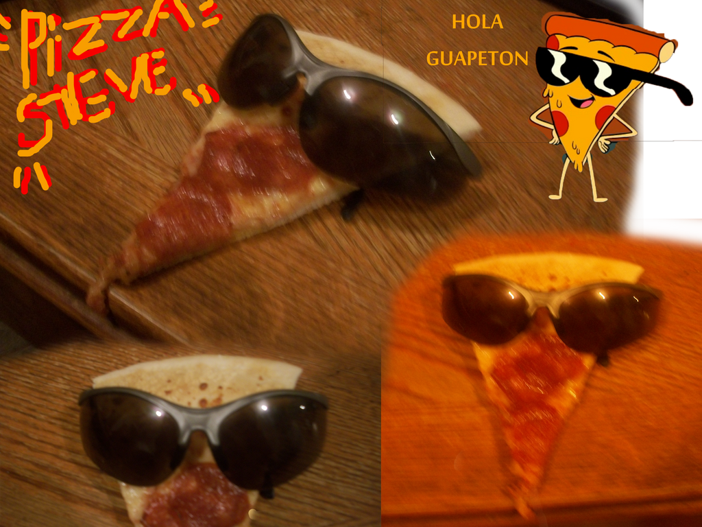 pizza steve wallpaper by - photo #39