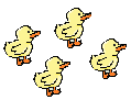 A bunch a Baby Duck by minimoose1231
