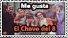 El chavo del Ocho estampa by minimoose1231