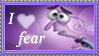 Stamp Fear Love by minimoose1231