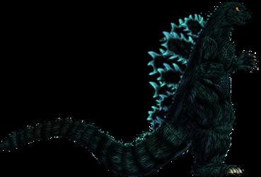 GDKBR NES Godzilla by godzilla199999