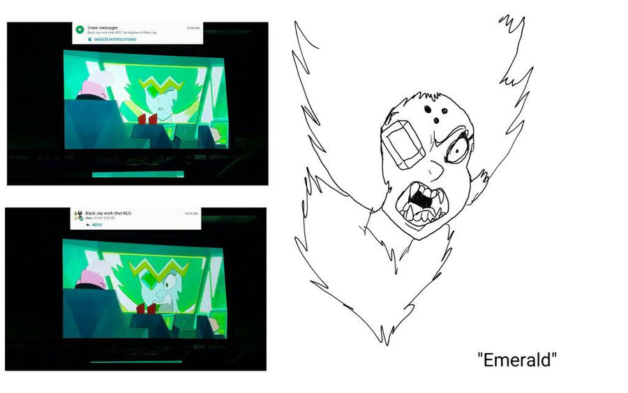 Rebel Gems: Emerald Morphology (partial) by Batterymaster