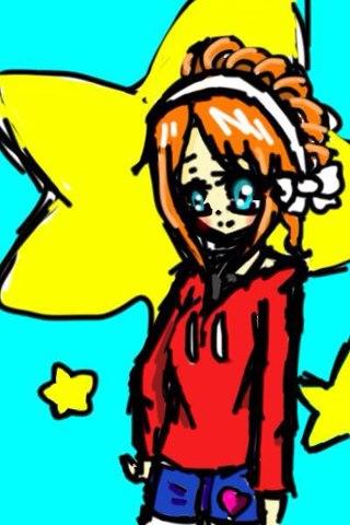 Star Girl by Taiyou67