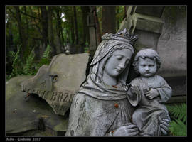 Holy Mother by Tindome