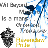Ravenclaw Pride by Charixi