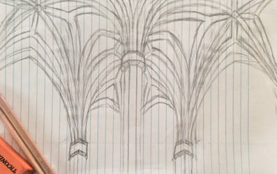 Groin Vault Ceiling by a-name-is-required