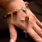 Mini Day of the Dead Rosary