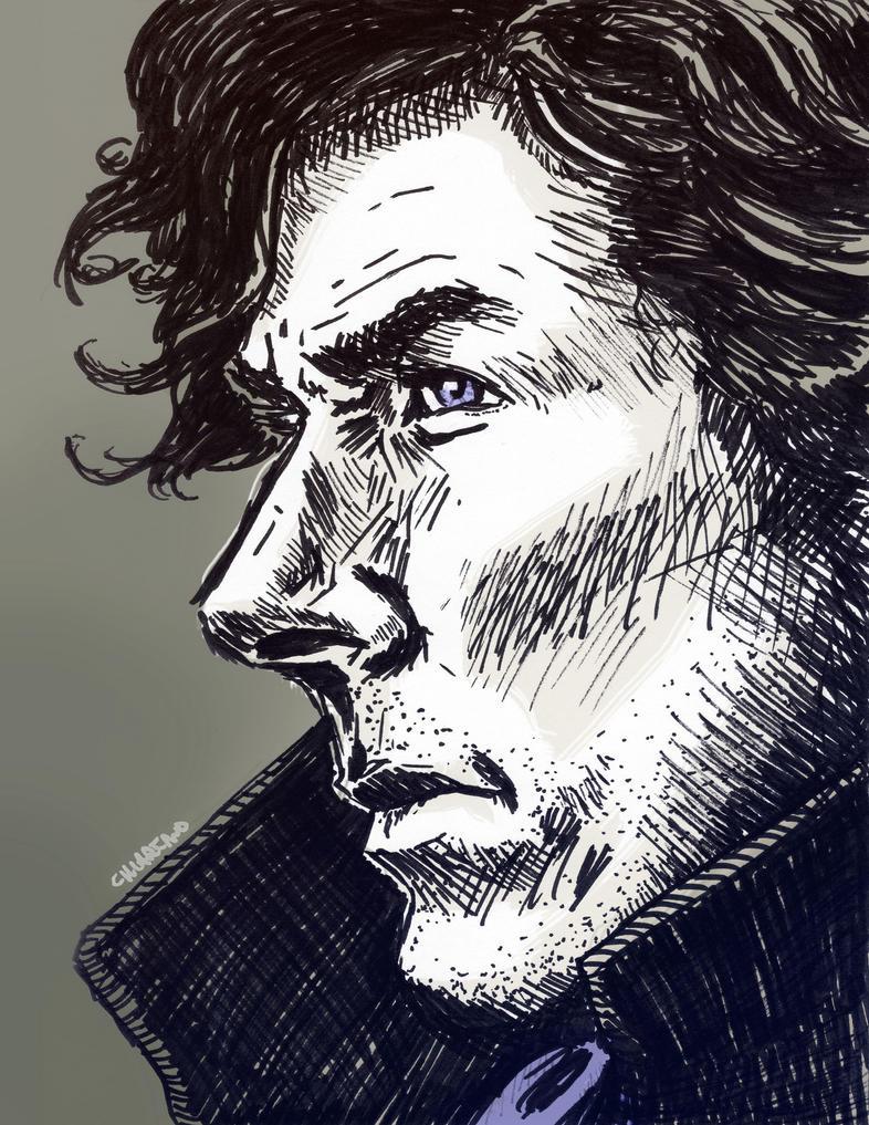 Sherlock by iluvu2
