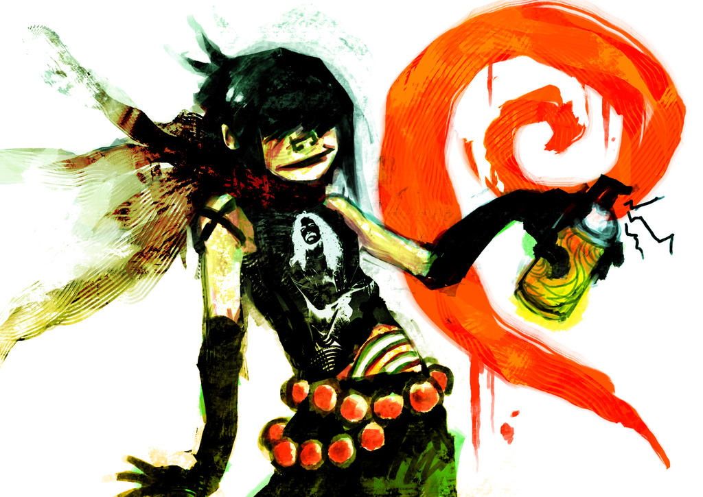 Noodle by Faust-Nebel