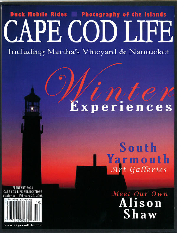 Cape Cod Life Magazine Cover by Slutmuffins on deviantART