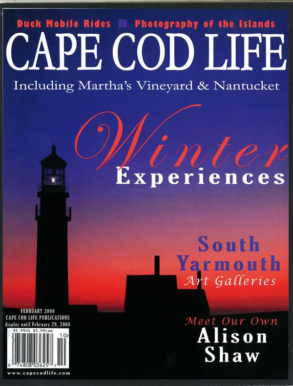 cape cod life magazine
