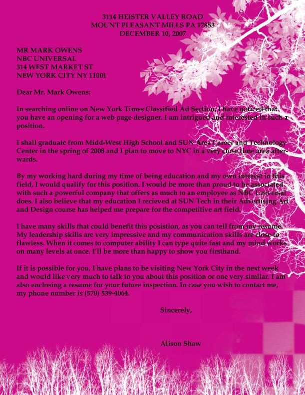 i 539 cover letter