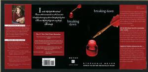 Breaking Dawn Book Cover