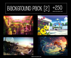 Background Pack [2] +250Backgrounds