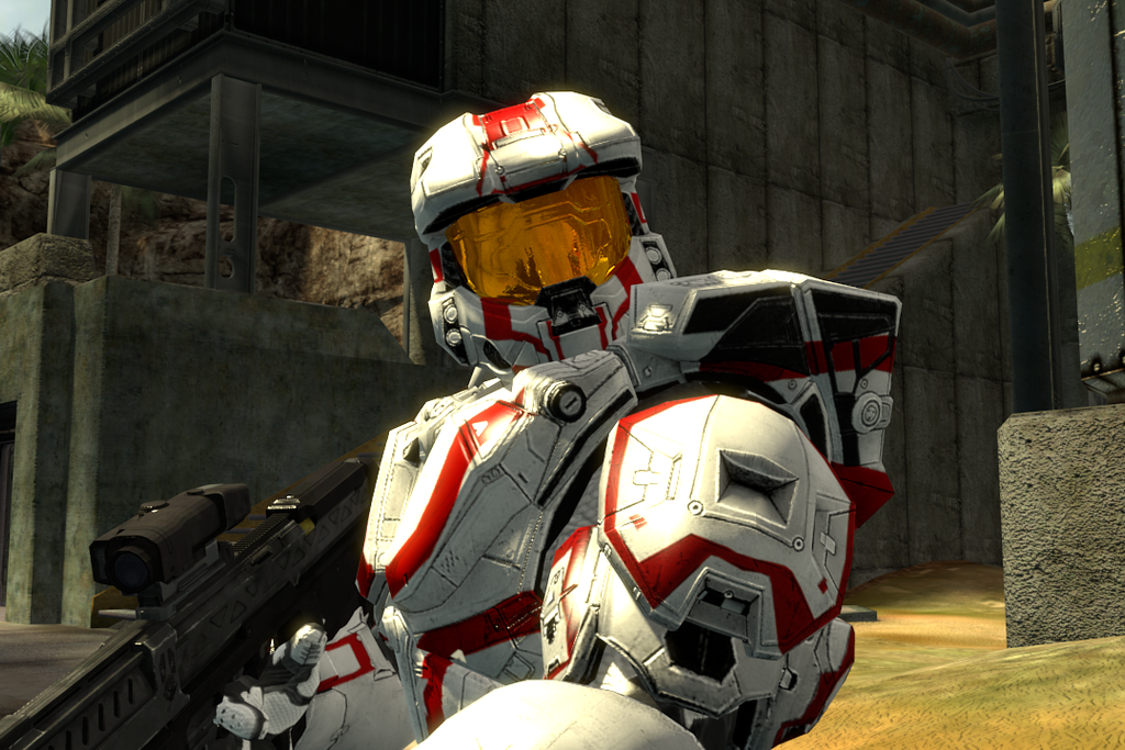 Red Vs Blue: Genesis - Louisiana Preview Image by BuzzardLips
