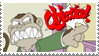 Evil Monkey Objection Stamp by LenOdonnel