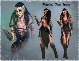Tribal Witch