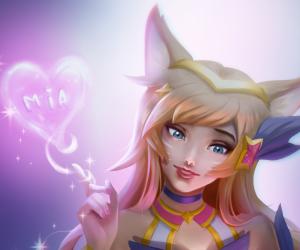 MistressAhri's Profile Picture