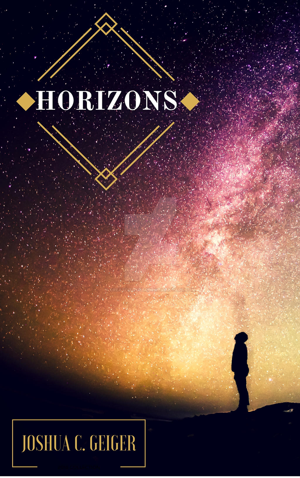 HORIZONS cover by creativelycliche