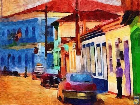 Old house Brazil