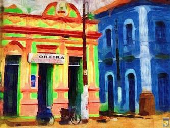 Old houses Brazil 1