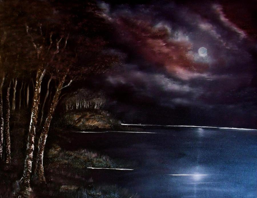 Under MoonShine by Natan-Estivallet