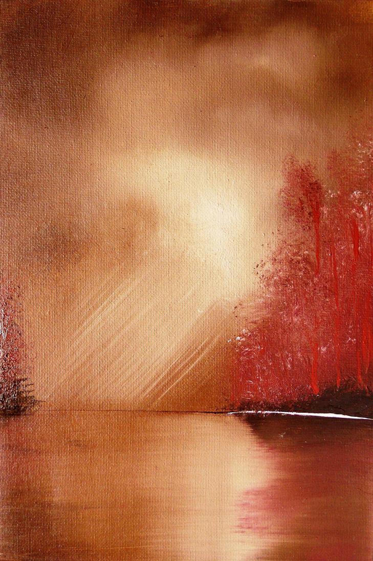 Brown Sky by Natan-Estivallet