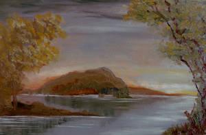Rocky Island by Natan-Estivallet