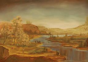 The Valley by Natan-Estivallet