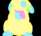 Roland Rabbit :P by ShadowMunchlax