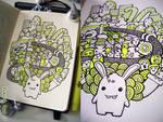 Doodle: Rabbit's mind