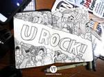 Doodle: U ROCK!