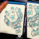 Doodle: Cloud Machine