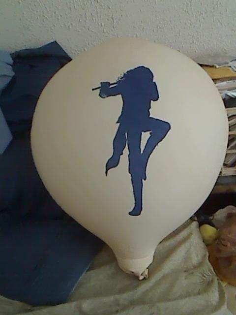 jethro tull   concert balloon by billoon45