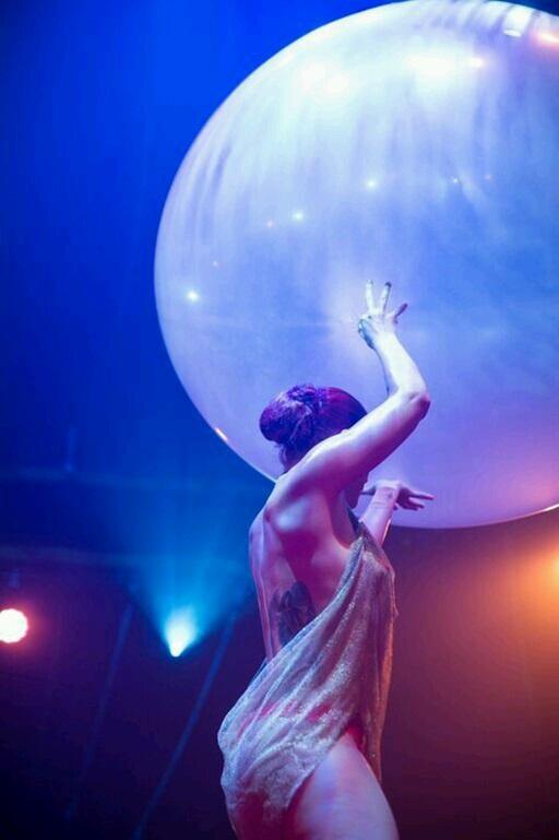 Bubble Dancer by billoon45
