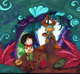 Welcome to da Jungle Bibi by pico-pito