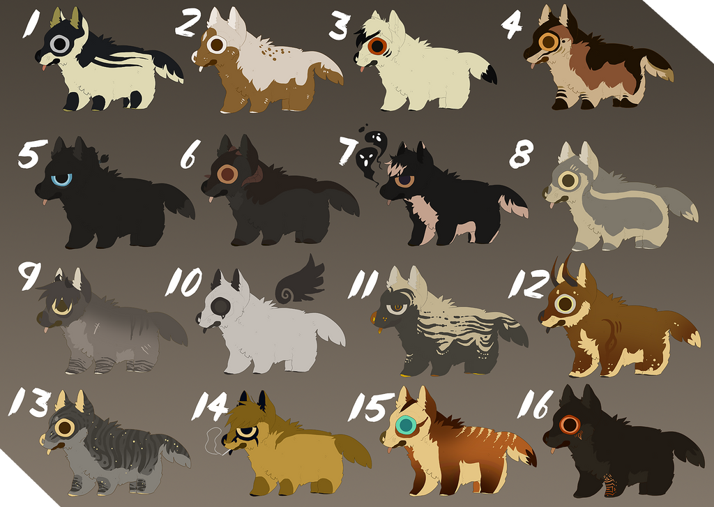 Download Wolf Chubby Adorable Dog - _open_points_paypal__chubby_wolf_adopts_by_lordfell-daar4l5  Pictures_937848  .png
