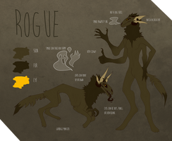 Rogue Reference (2016) by Lordfell