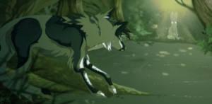 Spirit Encounter by Lordfell