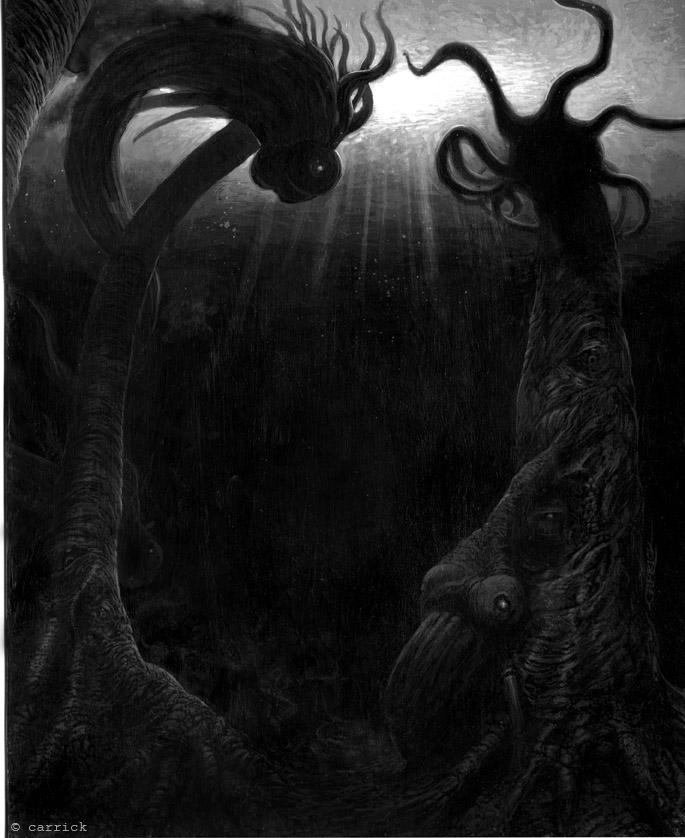 Hydrae by nightserpent