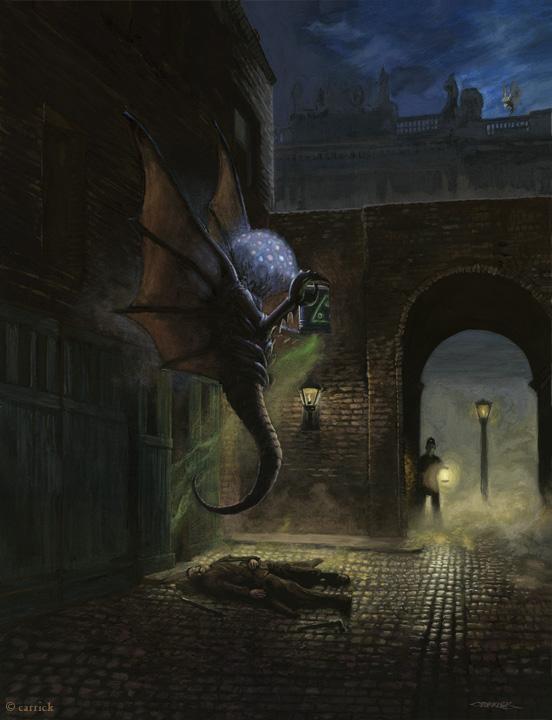Mi-Go By Gaslight by nightserpent