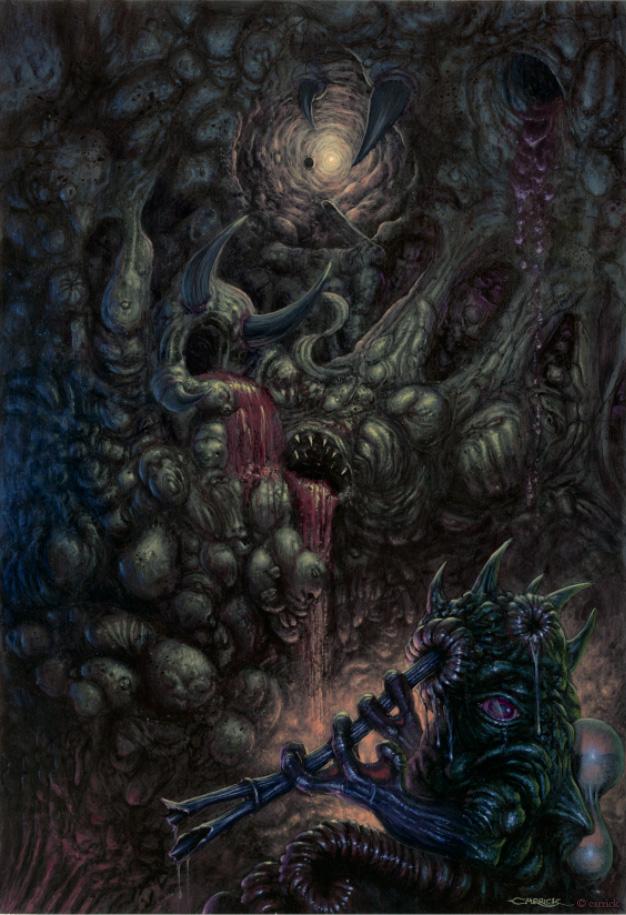 Azathoth by nightserpent