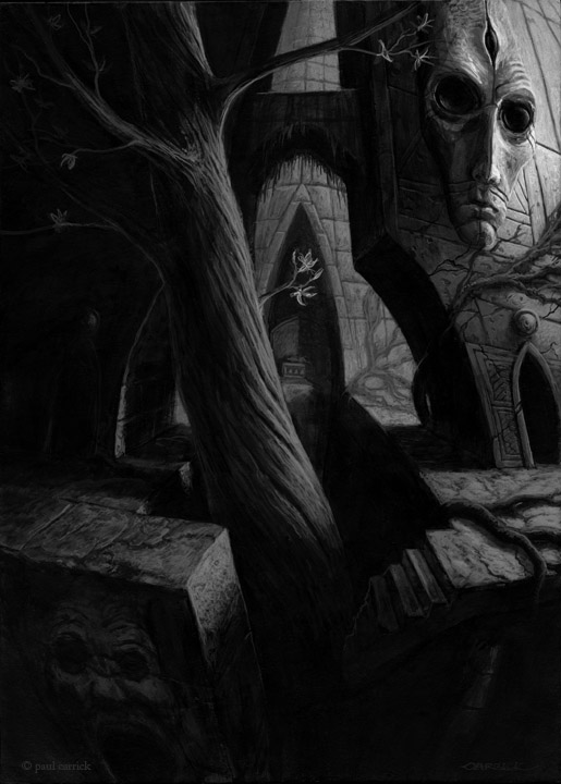 Temple of Forbidden Knowledge by nightserpent on DeviantArt