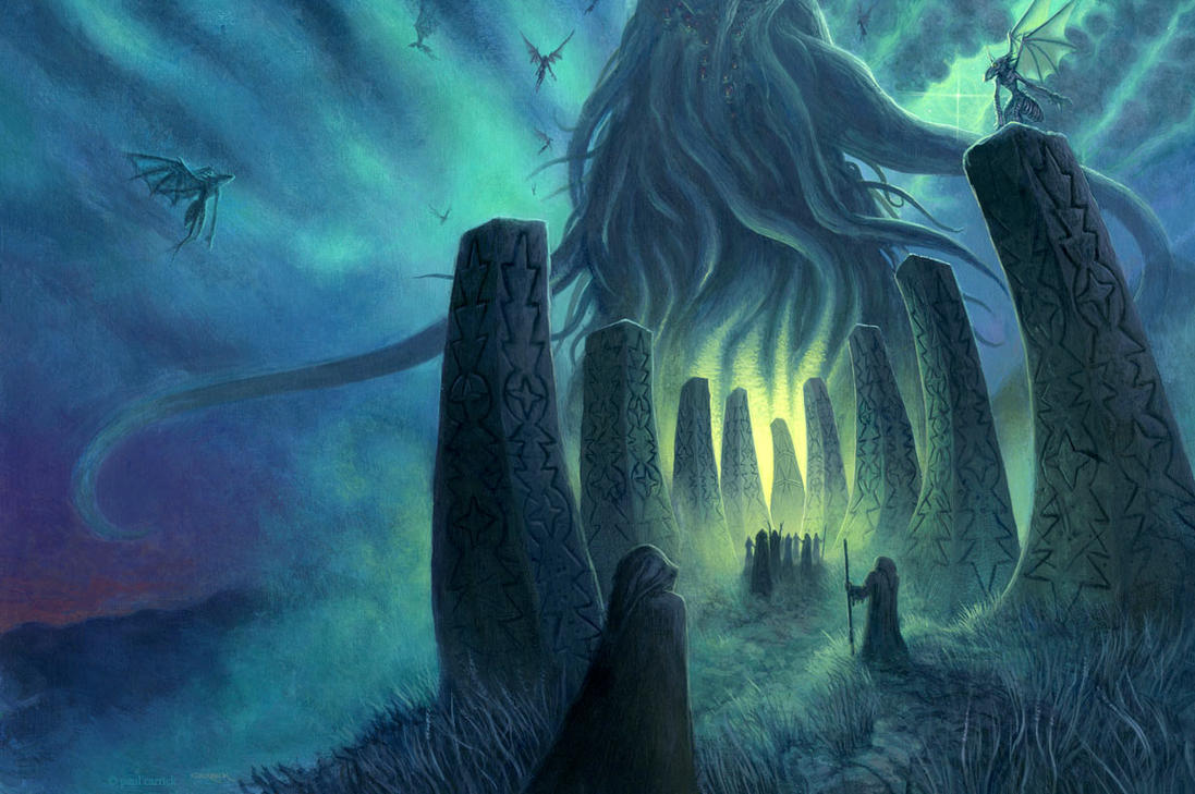 Hp Lovecraft Art Wallpapers: Hastur The Unspeakable By Nightserpent On DeviantArt