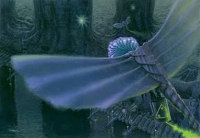 Return To Yuggoth by nightserpent