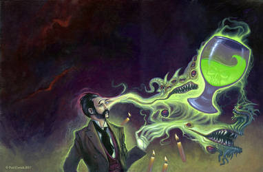 Ectoplasm by nightserpent